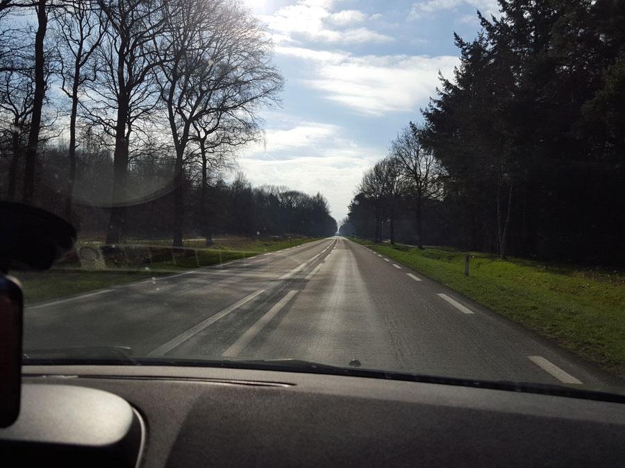 Op-weg