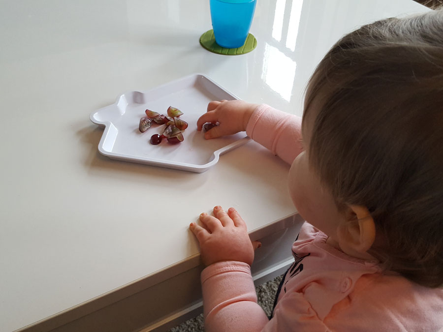 Druifjes-eten