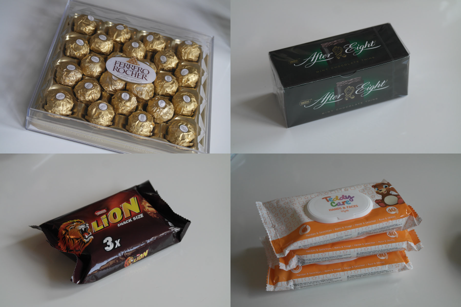 Chocola-action