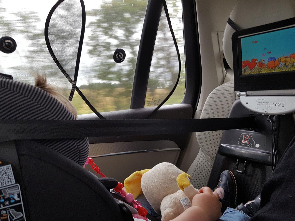 Dvd-scherm-auto