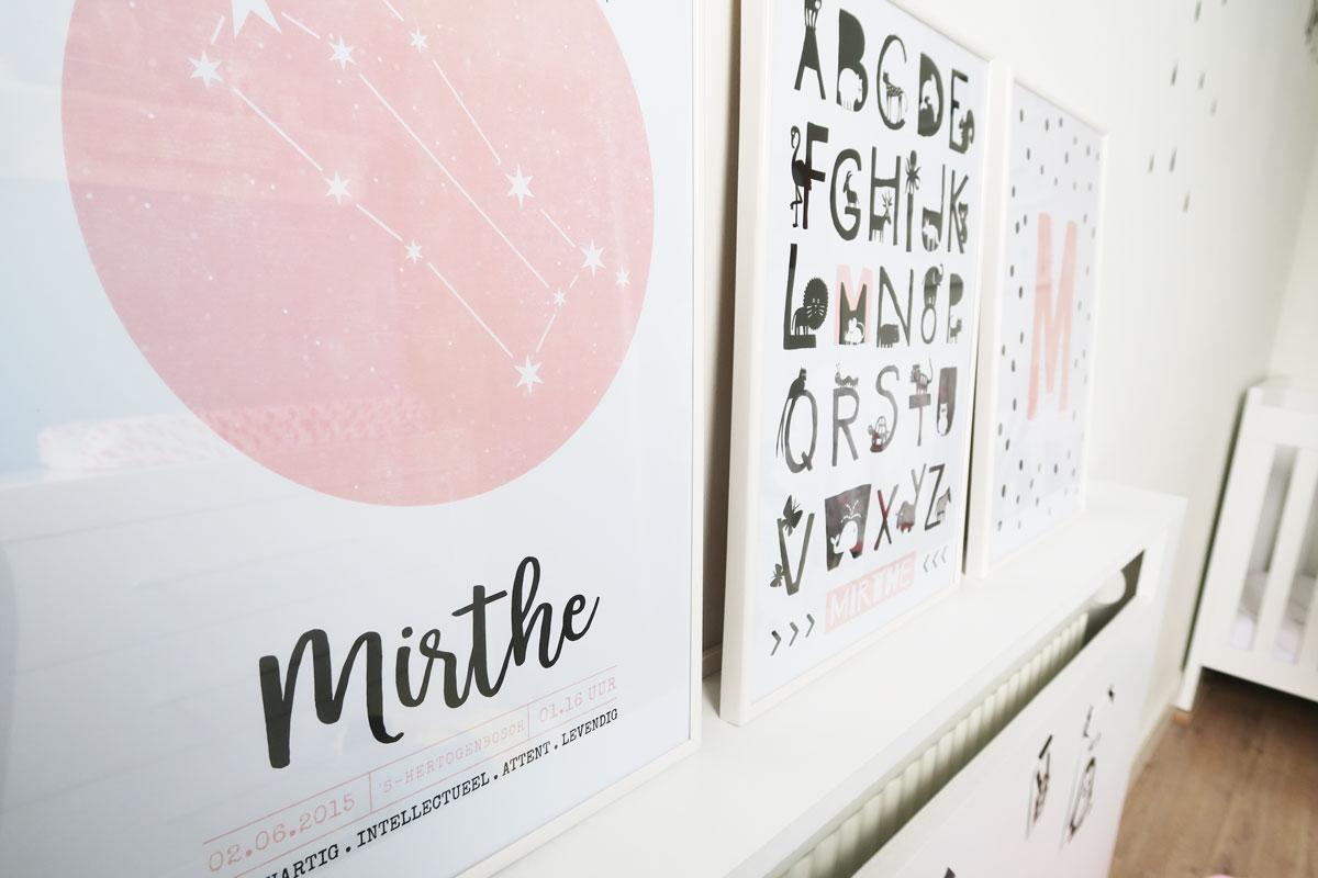 Printcandy-Posters-op-Mirthes-kamer